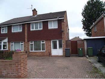 Thumbnail Semi-detached house to rent in Shavington Avenue, Prenton, Wirral