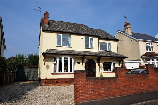 Thumbnail Detached house for sale in Banners Street, Halesowen
