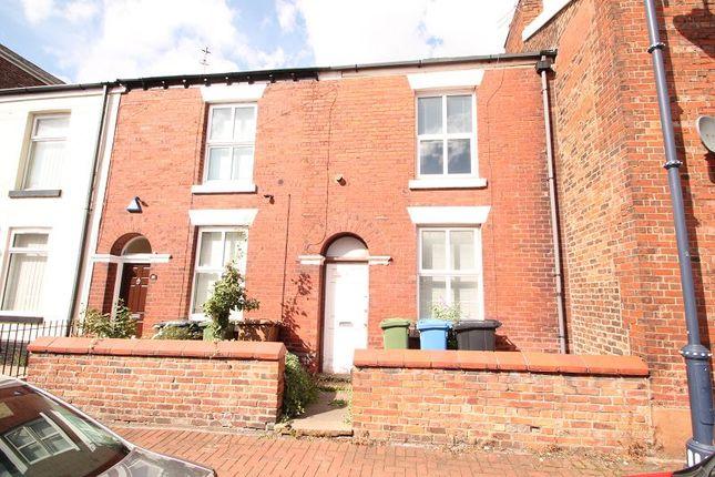 Thumbnail Terraced house to rent in Walker Street, Denton, Manchester