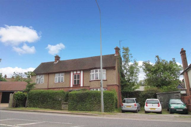 Thumbnail Detached house for sale in Valley Road, Ipswich