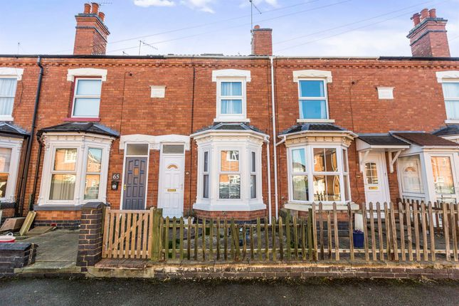 Thumbnail Terraced house for sale in Rowley Hill Street, Worcester
