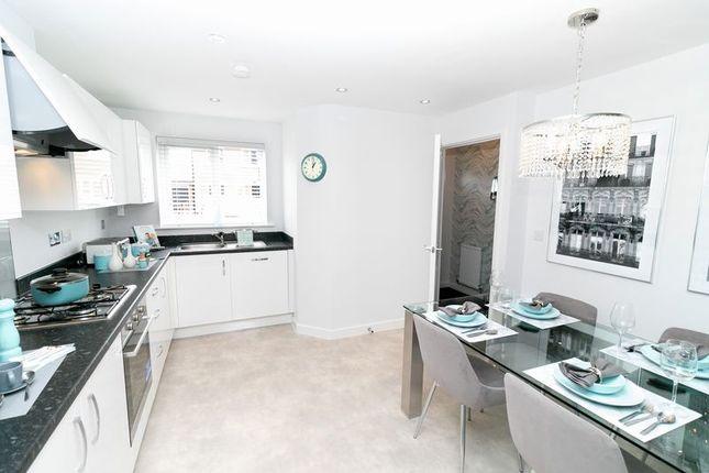 Kitchen of Oakwood Gardens, Middlesbrough TS6