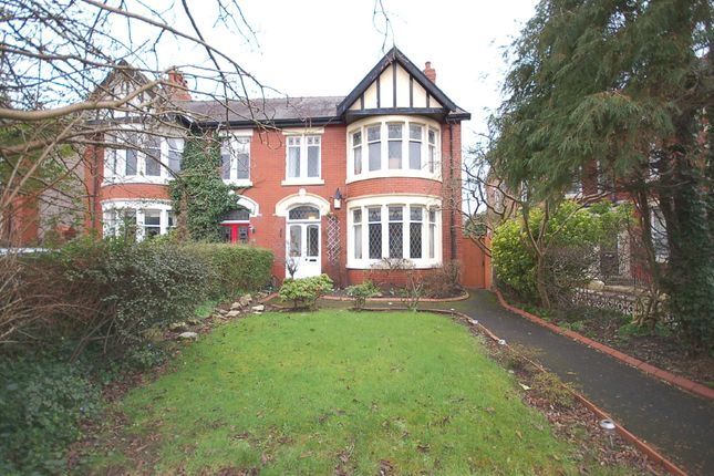 Thumbnail Semi-detached house to rent in St Annes Road, Blackpool, Lancashire