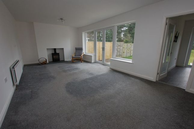 Thumbnail Bungalow to rent in Eastern Way, Ponteland, Newcastle Upon Tyne