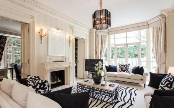 Thumbnail Detached house to rent in Frognal, London