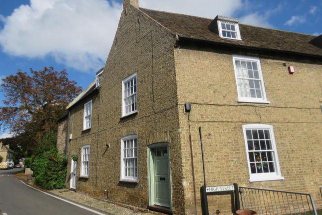 Thumbnail Semi-detached house to rent in High Street, Bluntisham, Huntingdon