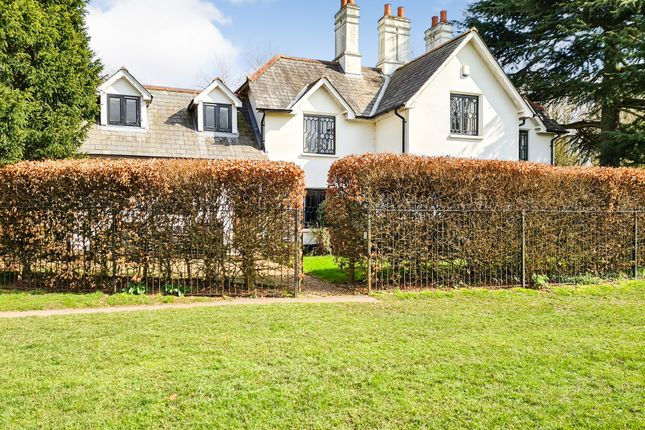 Thumbnail Detached house for sale in Shepperton Road, Laleham, Staines
