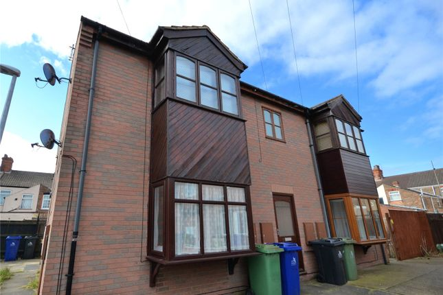 Thumbnail Flat for sale in Sidney Way, Cleethorpes