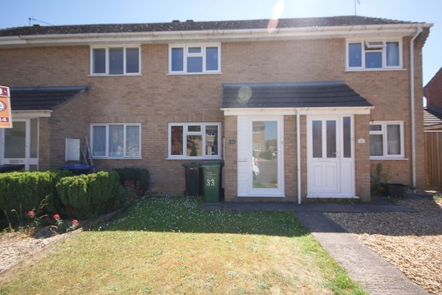 Thumbnail Terraced house to rent in Westminster Gardens, Chippenham