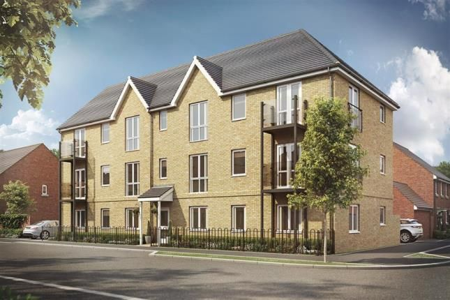 Thumbnail Flat for sale in Oakbrook, Milton Keynes, Buckinghamshire