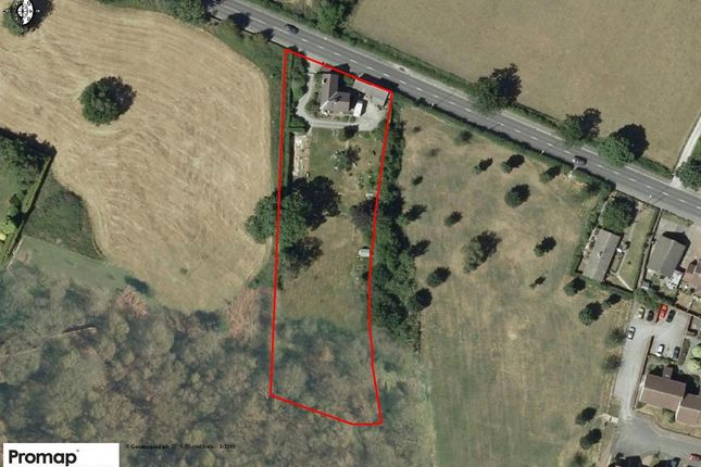 Thumbnail Detached house for sale in Belper Road, Stanley Common, Ilkeston