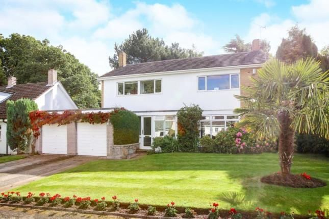 Thumbnail Detached house for sale in South Downs, Knutsford, Cheshire