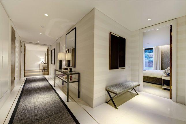 Hallway of Holland Park Villas, 6 Campden Hill, London W8