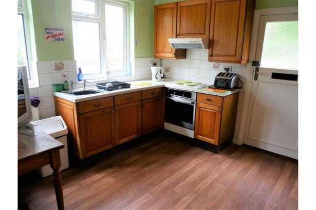 Kitchen of Farley Road, Oakamoor, Staffordshire ST10
