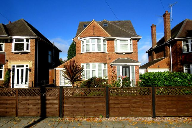 Thumbnail Detached house for sale in Loughborough Road, West Bridgford, Nottingham