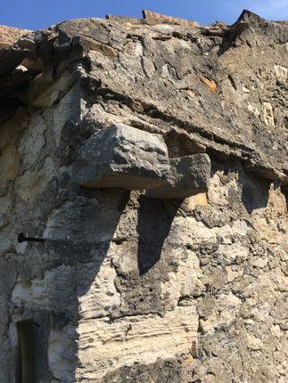 Corner Stone In Missing.