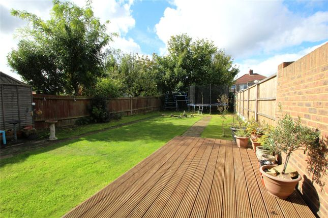 3 bed semi-detached house for sale in Ramillies Road, Sidcup, Kent