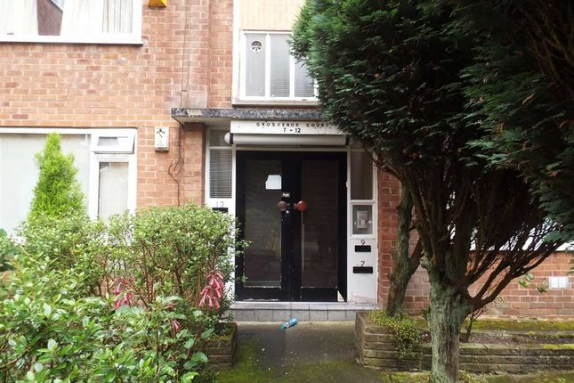 Thumbnail Flat to rent in Flat 9, Grosvenor Court, Salford