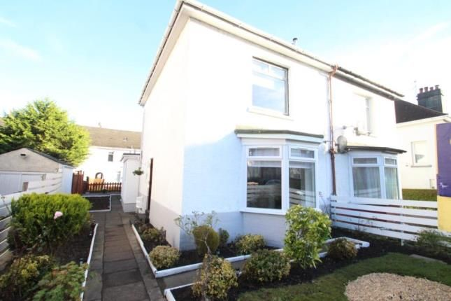 Thumbnail Semi-detached house for sale in Dixon Road, Glasgow, Lanarkshire