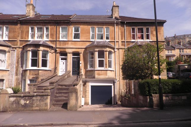 Thumbnail Property to rent in Prior Park Road, Bath