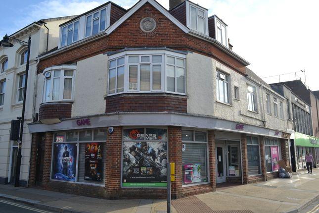 Thumbnail Retail premises for sale in St James Street, Newport