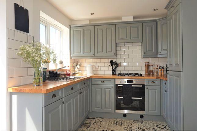 Thumbnail Terraced house for sale in Heol Eryr Mor, Barry