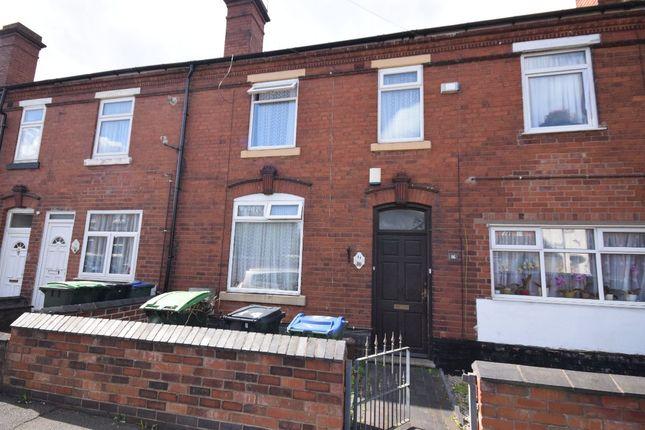 Terraced house for sale in Caroline Street, West Bromwich
