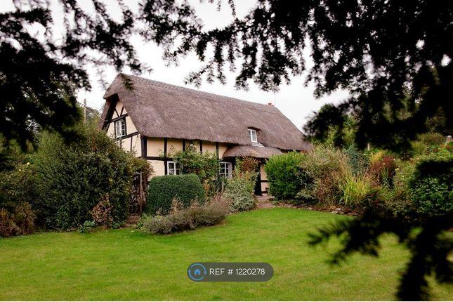 2 bed detached house to rent in Wayend Street, Eastnor, Ledbury HR8