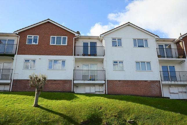 Thumbnail Flat for sale in Hookhills Road, Paignton