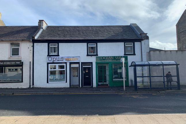 Thumbnail Office for sale in High Glencairn Street, Kilmarnock