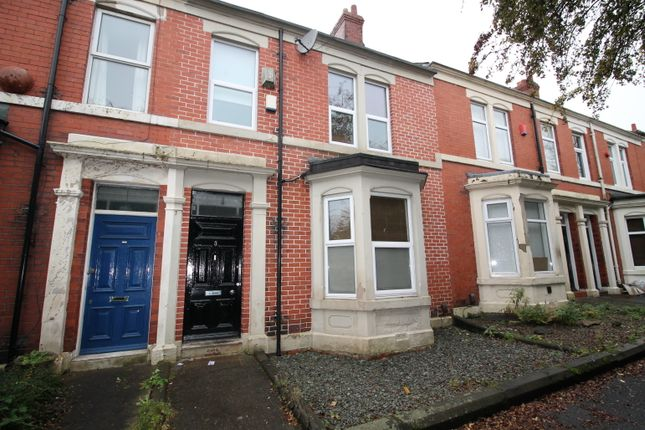 Thumbnail Terraced house to rent in Brentwood Gardens, West Jesmond