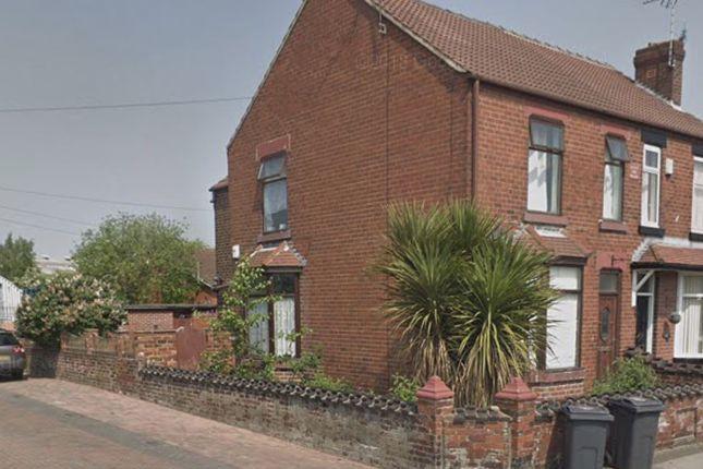 Thumbnail Semi-detached house to rent in Rowms Lane, Swinton, Mexborough