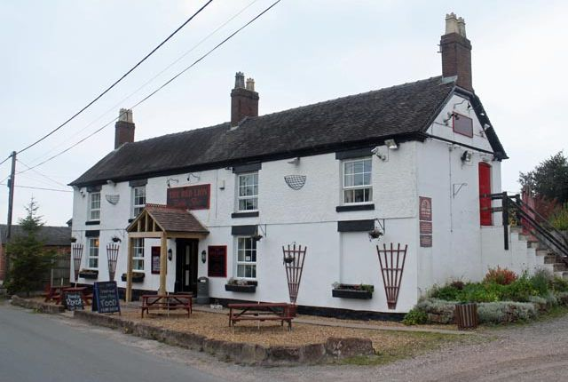 Thumbnail Pub/bar for sale in Wistanswick, Market Drayton