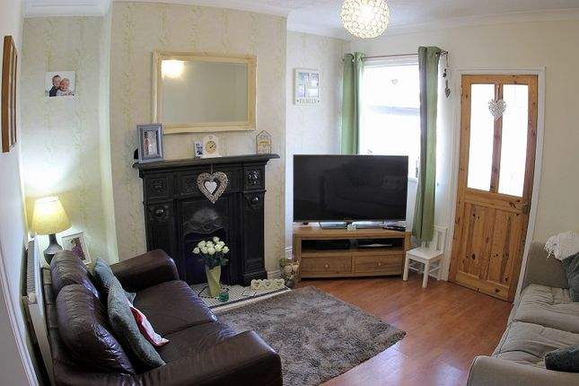 Thumbnail Terraced house for sale in Manchester Road, Lostock Gralam, Northwich, Cheshire.