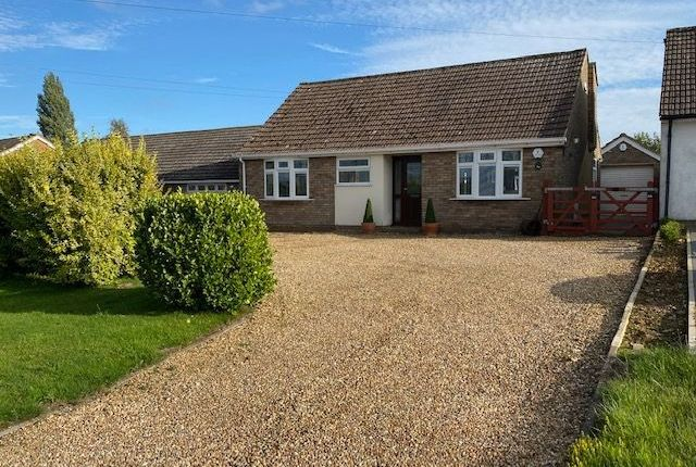 Thumbnail Detached bungalow for sale in Holdenby Road, East Haddon, Northampton