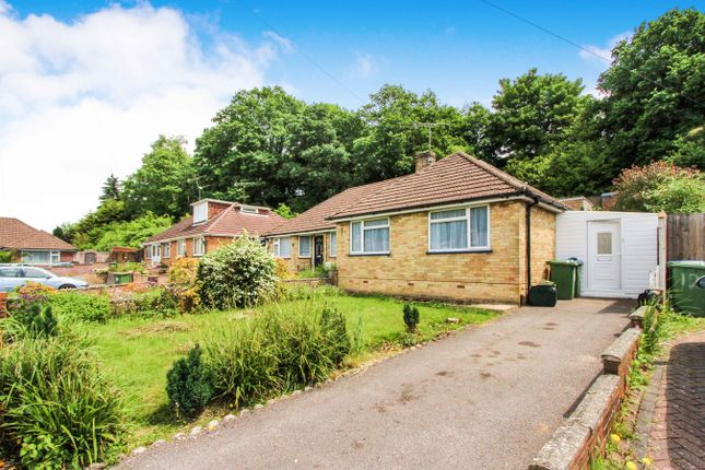 Thumbnail Bungalow for sale in Dale Valley Close, Southampton