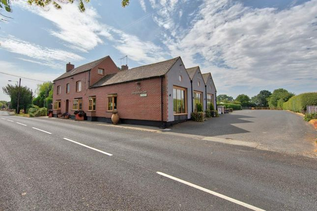 Thumbnail Restaurant/cafe for sale in Newport Road, Haughton, Stafford