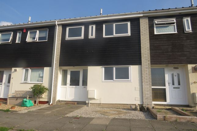 Thumbnail Terraced house for sale in Westfield, Plympton, Plymouth