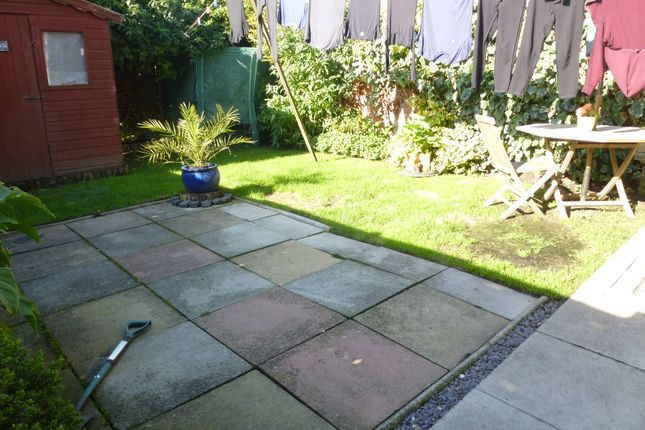 Rear Garden of Leyland Lane, Leyland PR25