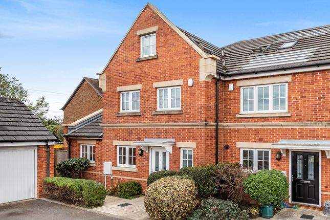 4 bed end terrace house for sale in Byfleet, Surrey KT14