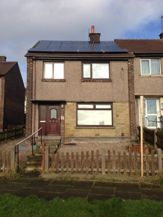 Thumbnail Semi-detached house to rent in Merrivale Road, Bradford