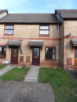 Thumbnail Terraced house to rent in 125 Manor Chase, Pontypridd