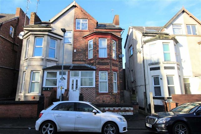 Thumbnail Semi-detached house to rent in Cleveland Road, Manchester