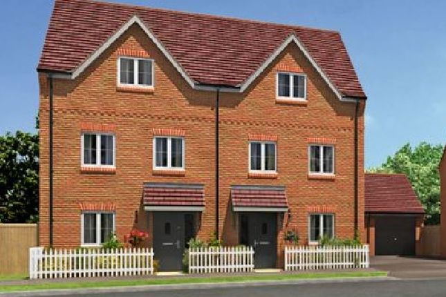 Thumbnail Semi-detached house for sale in Winchester Road, Eastleigh, Hampshire