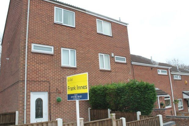Property to rent in Ashwell Gardens, Nottingham
