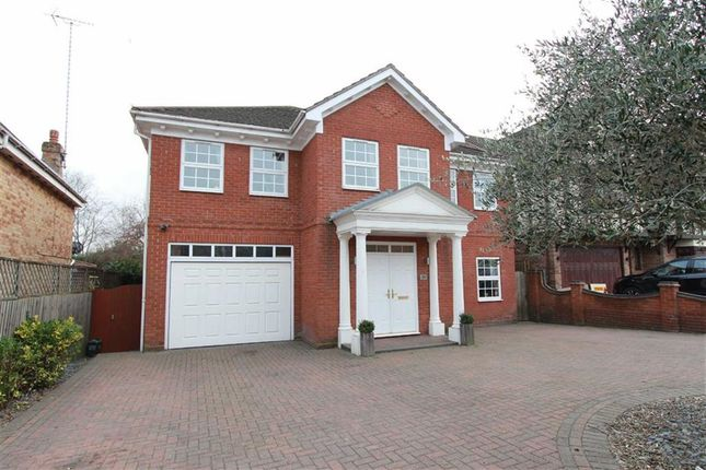 Thumbnail Detached house for sale in Hackamore, Benfleet
