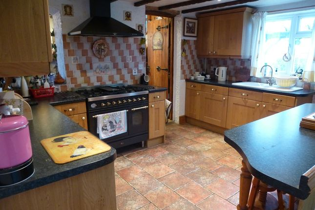Thumbnail Detached house for sale in Timberland Road, Kirkby Green, Lincoln