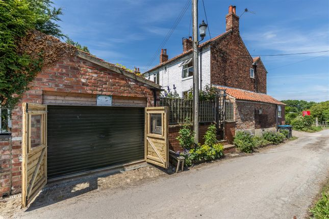 Thumbnail End terrace house for sale in Railway View, Ainderby Steeple, Northallerton