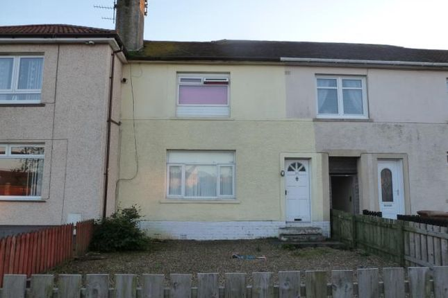 Thumbnail Terraced house to rent in Stanley Rd, Ardrossan