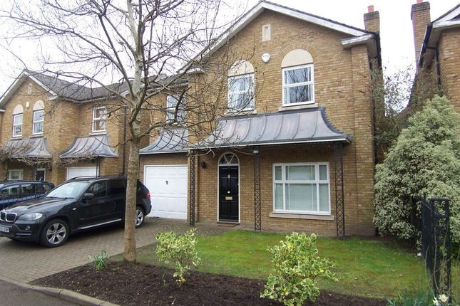 Thumbnail Detached house to rent in Savery Drive, Long Ditton, Surbiton
